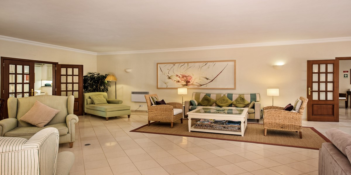 Spacious Living Room Rental Vacation Villa Vale Do Lobo