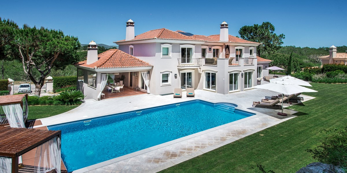 5 Bedroom Vacation Rental Villa Quinta Do Lago