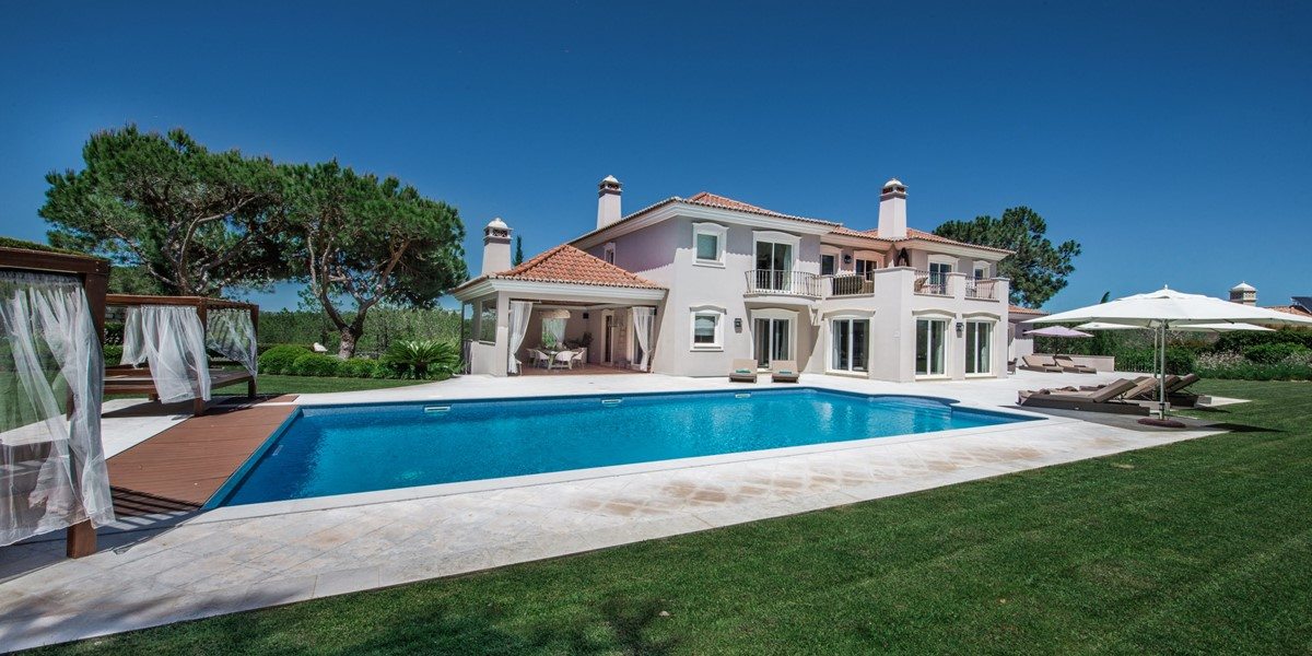 5 Bedroom Vacation Villa Rental Quinta Do Lago