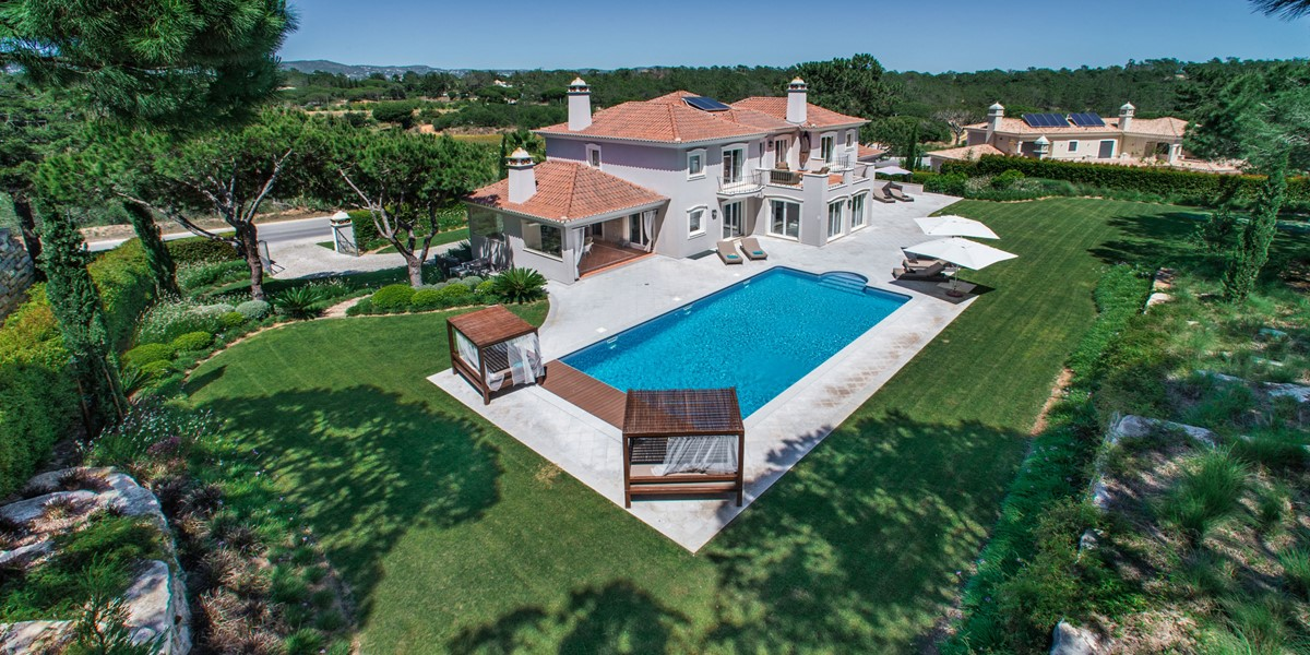 Elegant 5 Bedroom Rental Villa Quinta Do Lago