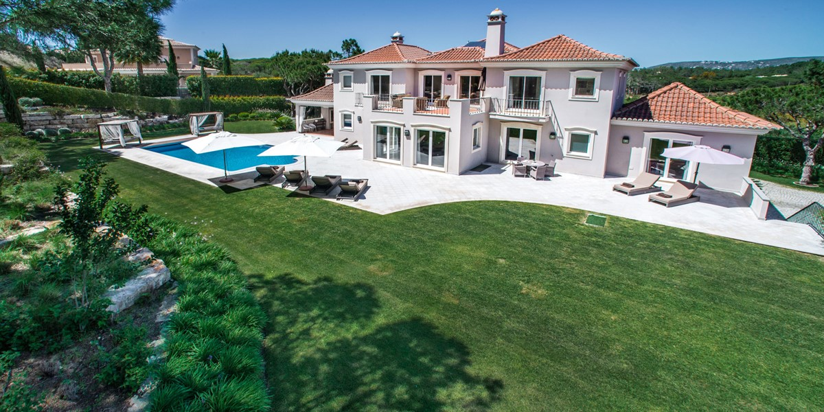 Five Bedroom Vacation Rental Villa Quinta Do Lago