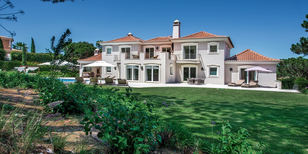 Five Bedroom Vacation Villa Rental Quinta Do Lago