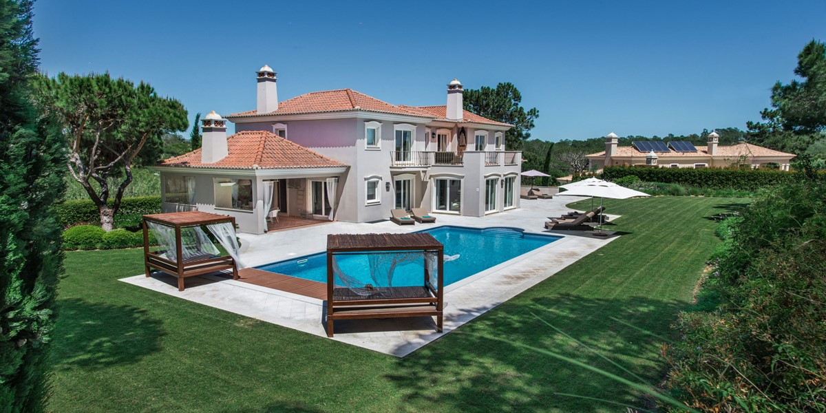 Luxury 5 Bedroom Vacation Rental Villa With Private Swimming Pool Portugal