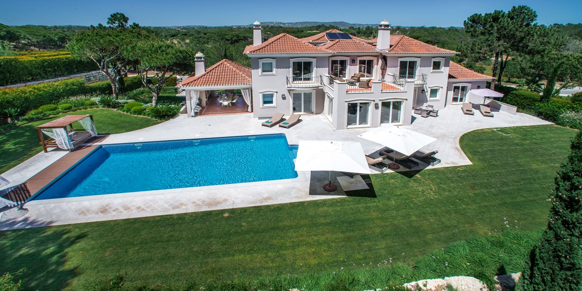 Luxury 5 Bedroom Vacation Villa Quinta Do Lago