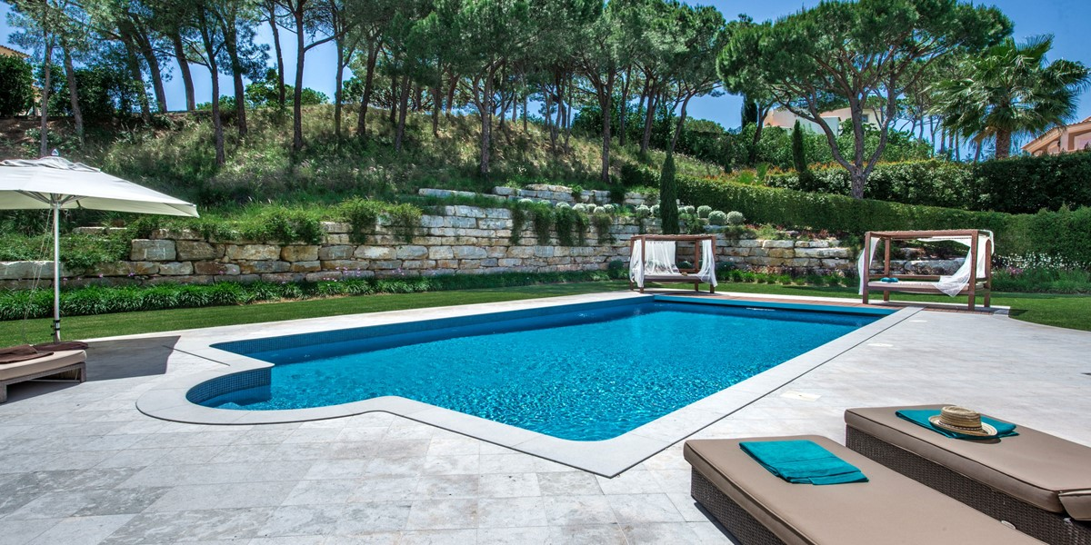 Private Swimming Pool Holiday Rental Villa Quinta Do Lago