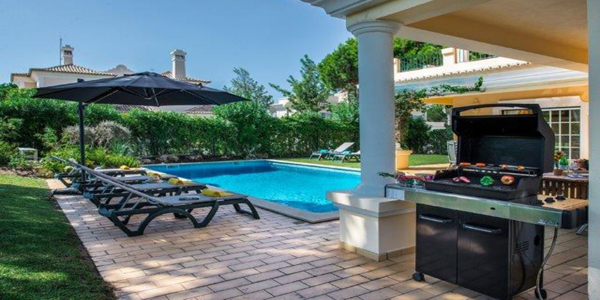 Barbeque And Pool Vale Do Lobo