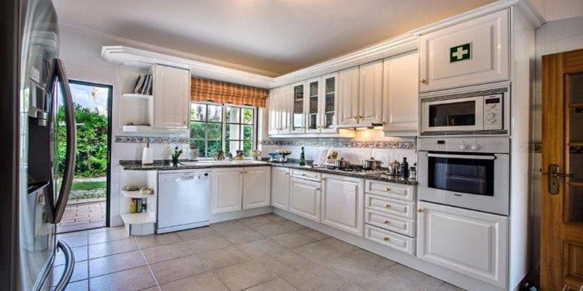 Fully Equipped Kitchen Vale Do Lobo