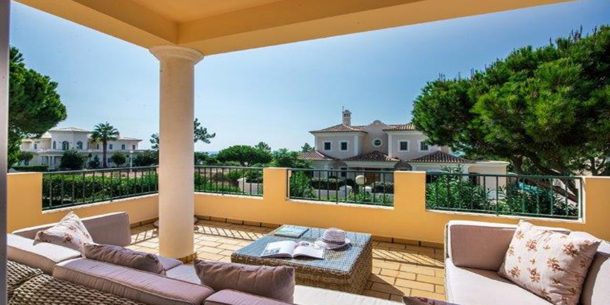 Private Terrace And Lounge Vale Do Lobo