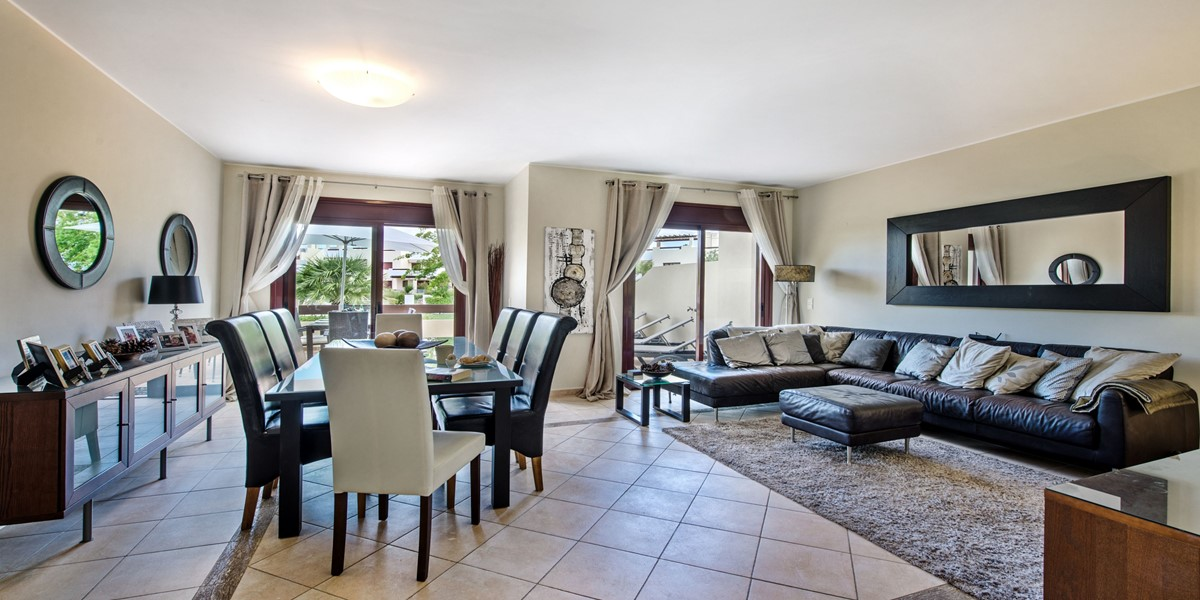 Large Living Room Vila Sol