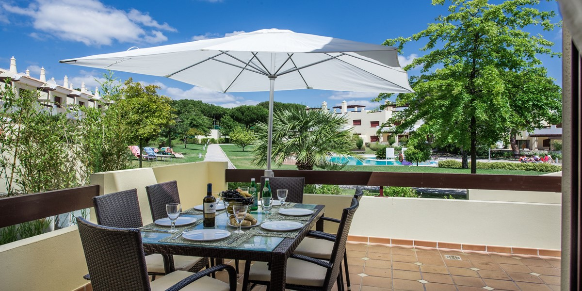Private Terrace With Pool View Vila Sol