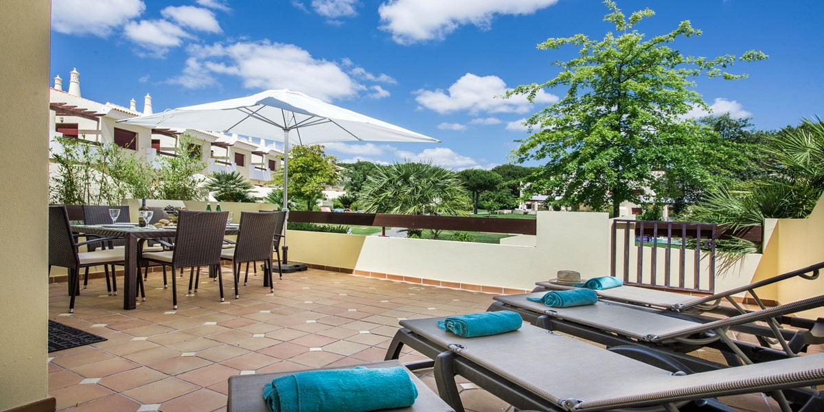 Spacious Terrace With Pool View Vilamoura