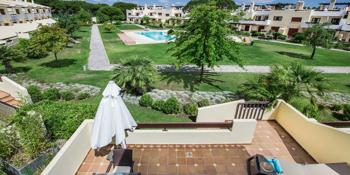 Terrace With Pool View Vilamoura