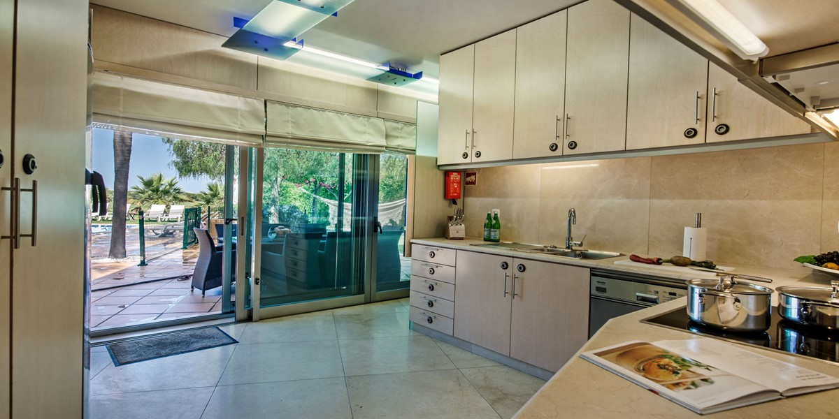 Fully Equipped Kitchen Millennium Golf Course Vilamoura