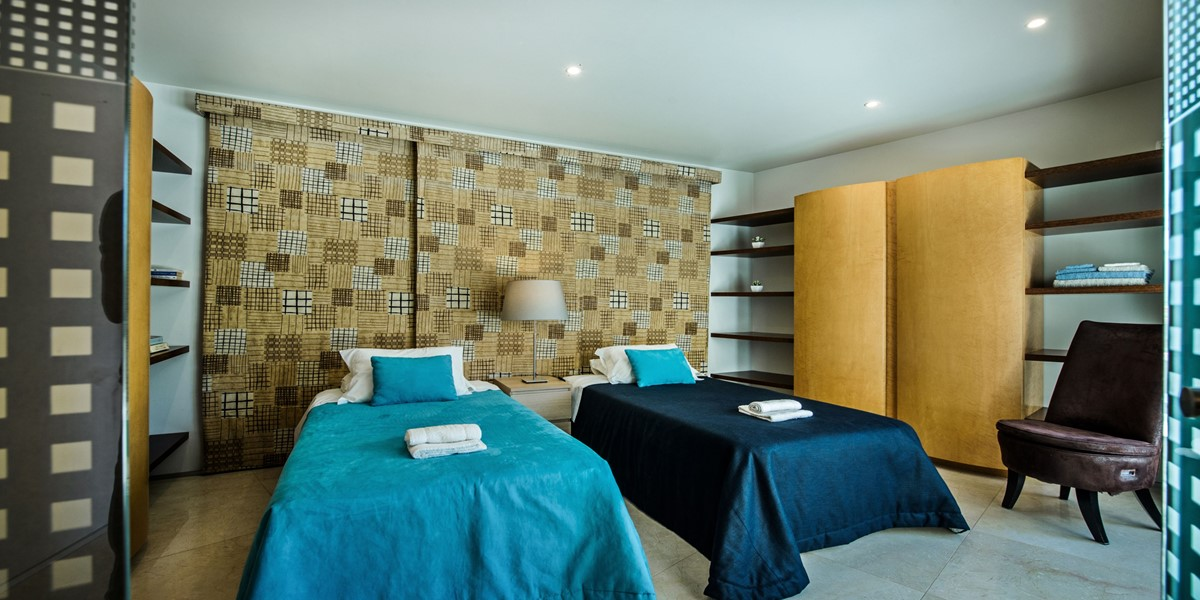 Luxury Twin Bedroom Vilamoura Algarve
