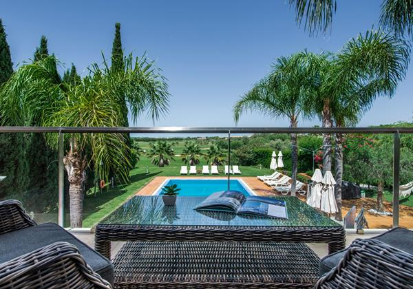 Pool View Rental Villa Vilamoura