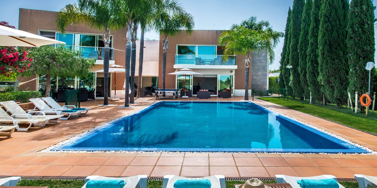 Private Pool Vilamoura Rental Villa