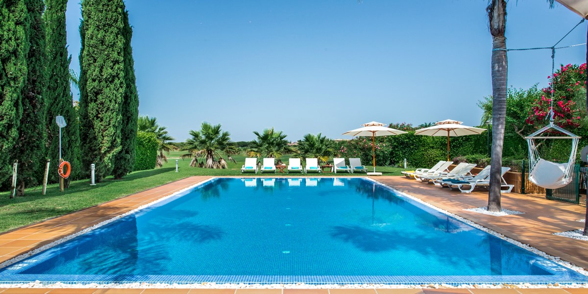 Private Swimming Pool Millennium Golf Course Vilamoura