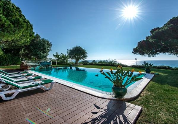 Large Swimming Pool Vacation Rental Villa Santa Eulalia