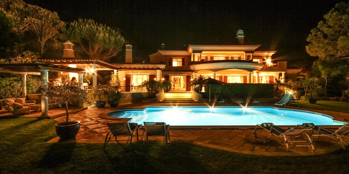 6 Bedroom Holiday Rental Villa Quinta Do Lago