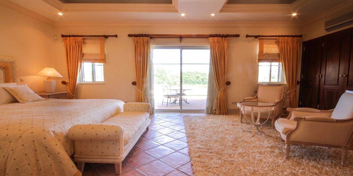 King Size Bedroom Vacation Villa Rental Quinta Do Lago
