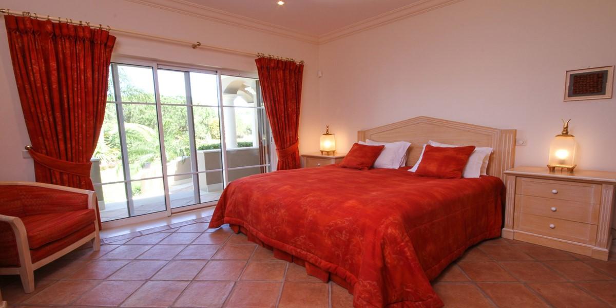 Luxury King Size Bedroom Holiday Rental Villa Quinta Do Lago