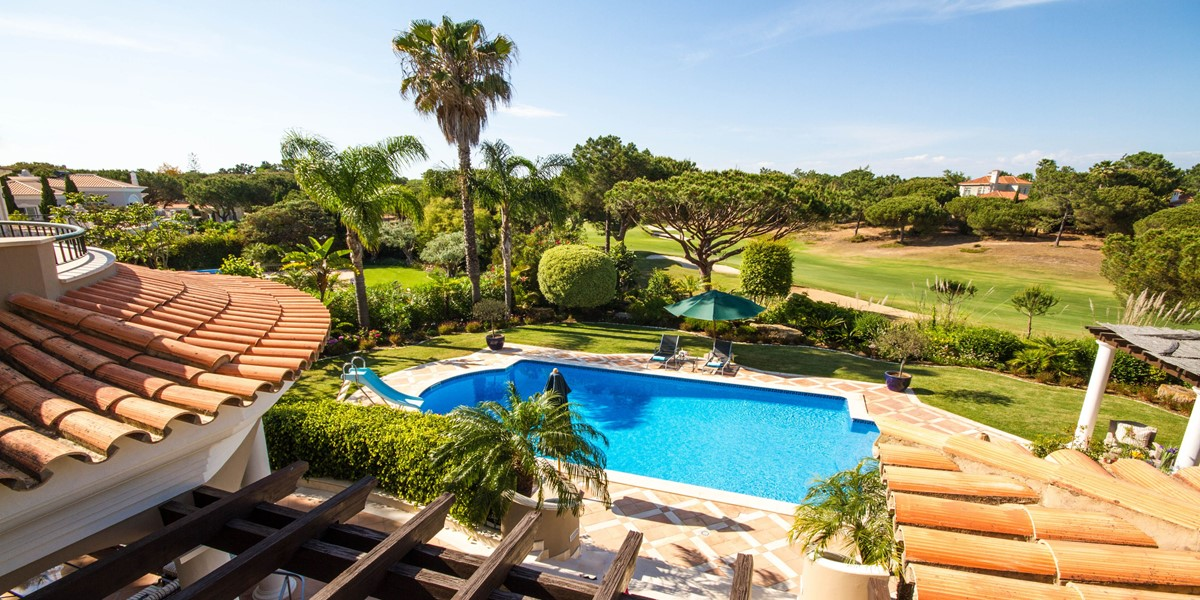 Six Bedroom Holiday Rental Villa Quinta Do Lago Algarve