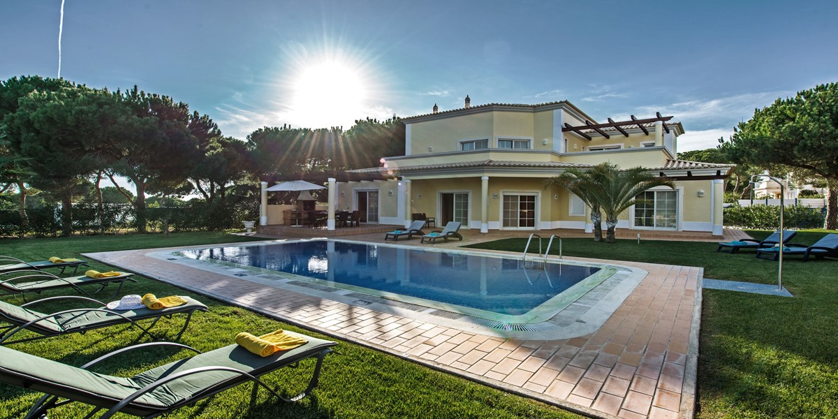 Luxury Vila With Private Pool And Garden Rental Vacation Villa Vilamoura