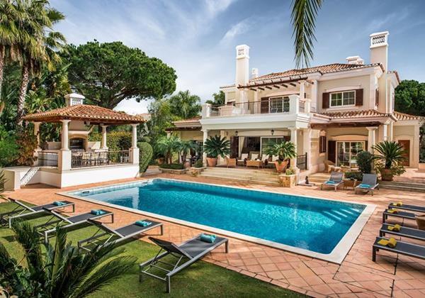 Private Villa To Rent Algarve
