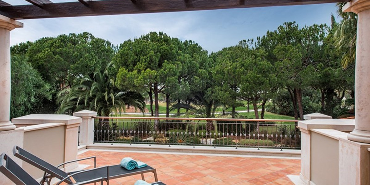 Terrace With Golf Course View Algarve