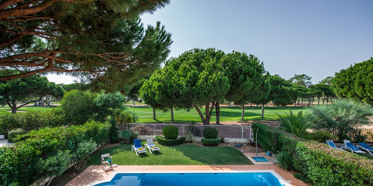 Golf Course View Vacation Villa Portugal
