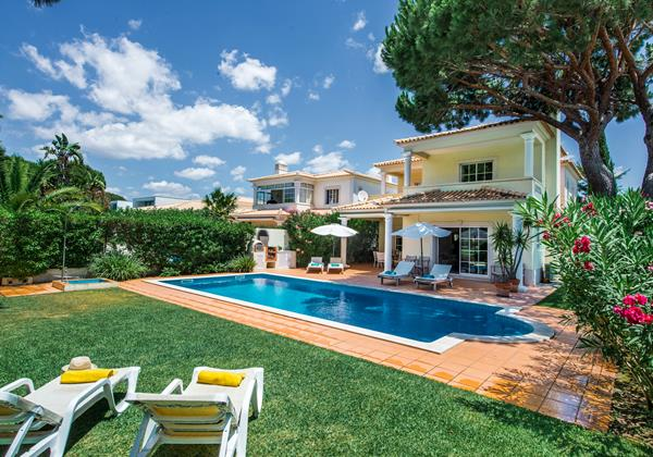 Vacation Villa Vilamoura