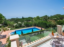 Luxury 5 Bedroom Villa In Quinta Do Lago Within Walking Distance To The Beach