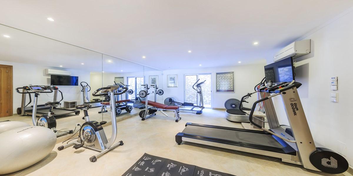 Gym Rental Holiday Villa Quinta Do Lago