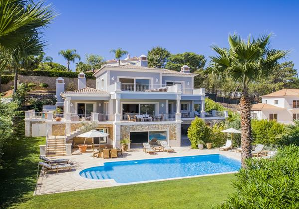 Luxury Holiday Villa Rental Quinta Do Lago