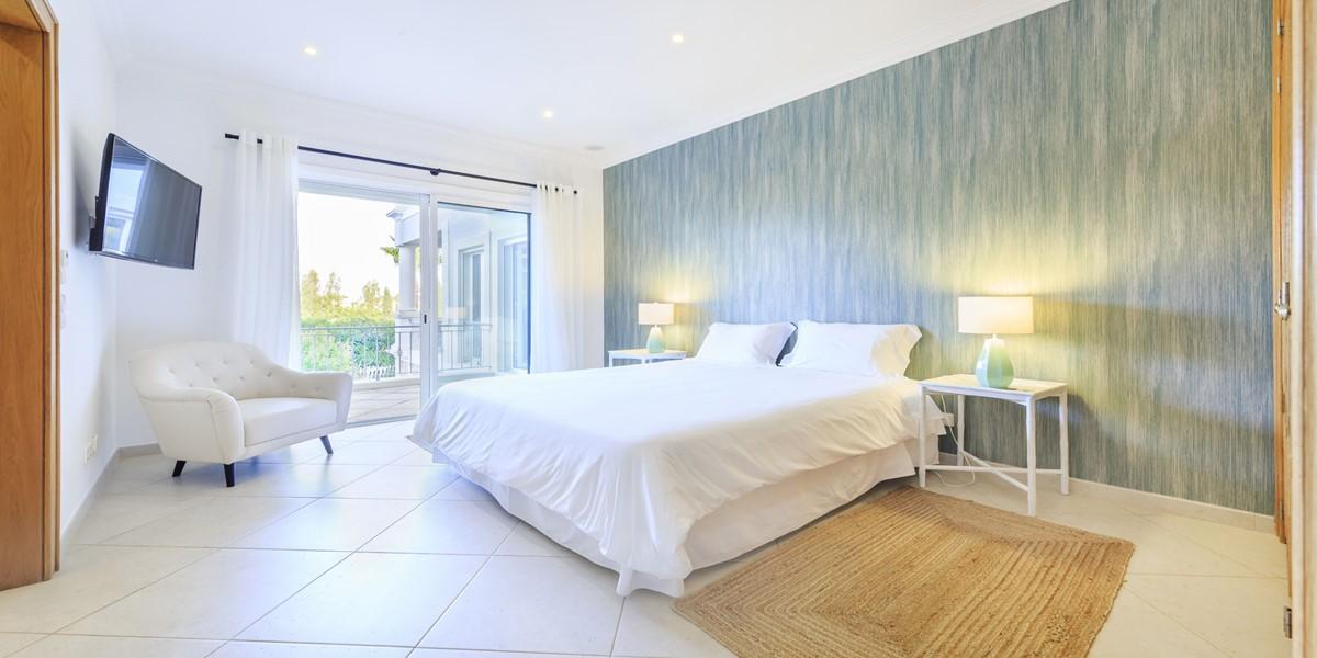Luxury King Size Bedroom Quinta Do Lago