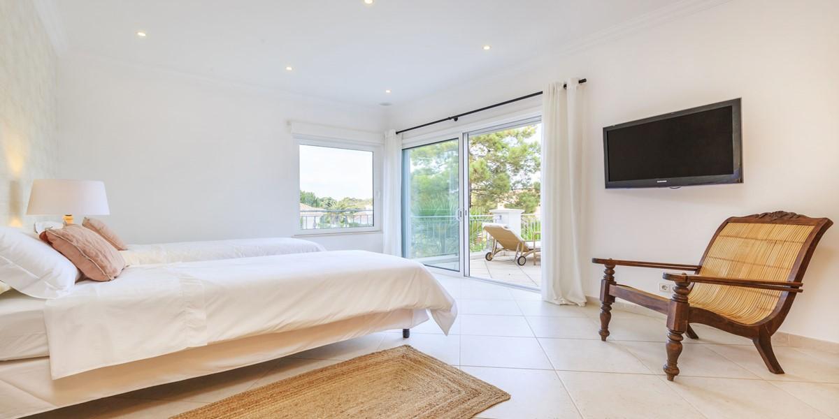 Luxury Twin Bedroom Encosta Do Lago