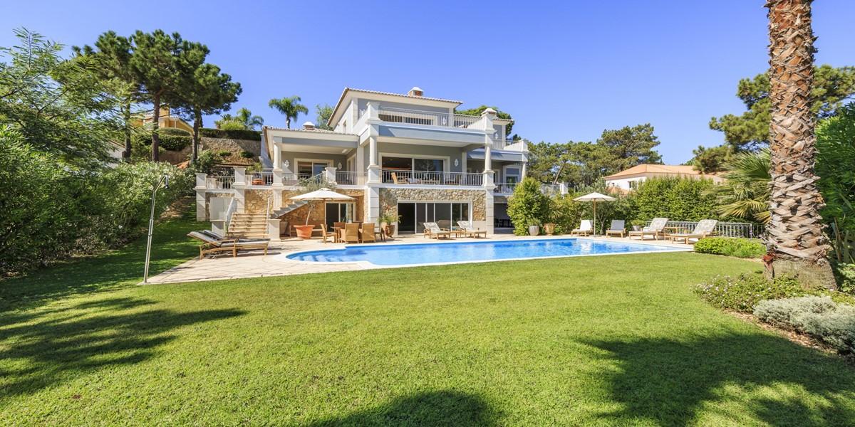 Luxury Villa Rental Encosta Do Lago Portugal