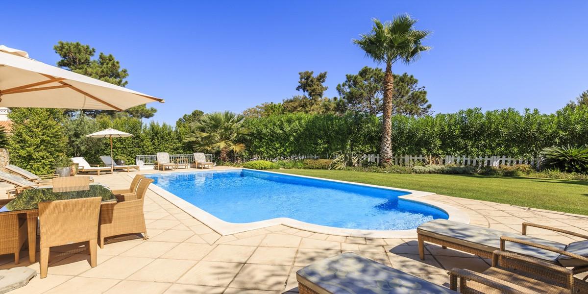 Private Swimming Pool Rental Villa Quinta Do Lago