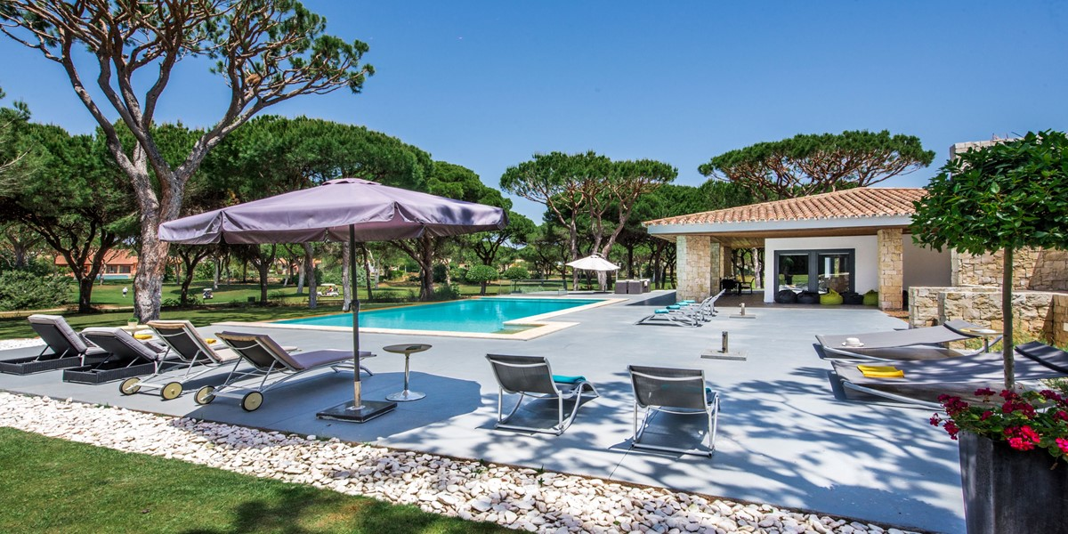 Private Swimming Pool Holiday Villa Rental Vilamoura