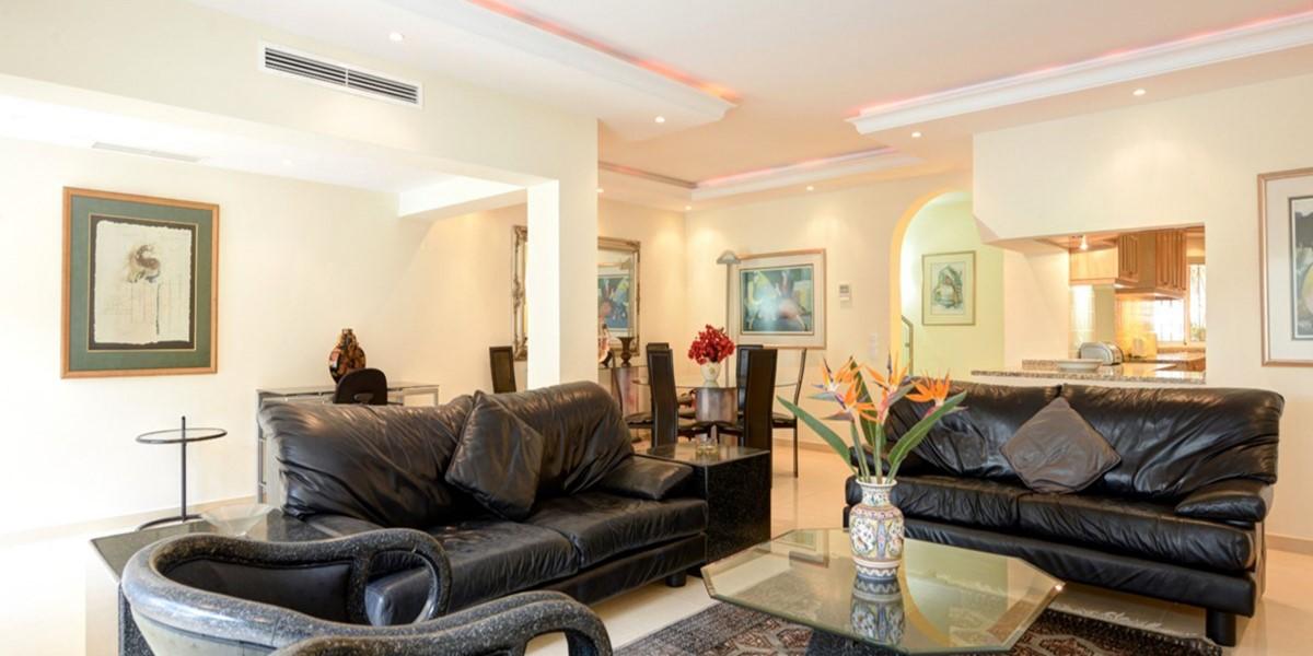 Comfortable Living Room Holiday Rental Villa Vale Do Lobo