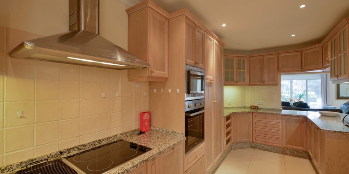 Fully Equipped Kitchen Vacation Rental Villa Vale Do Lobo