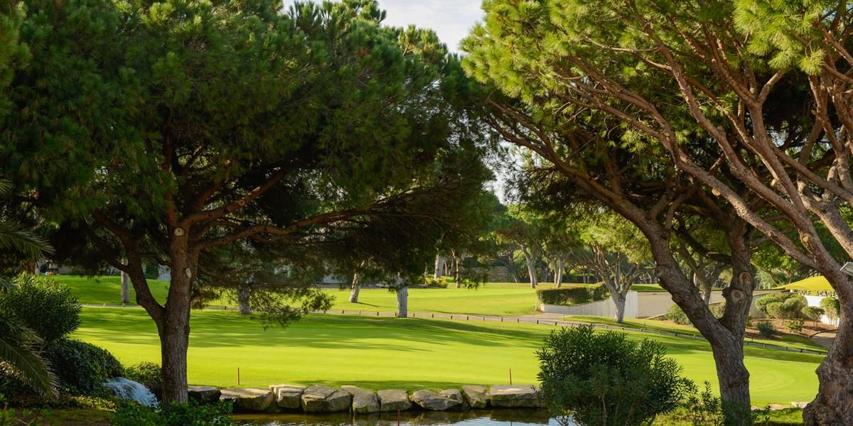 Golf Course View Holiday Rental Villa Vale Do Lobo