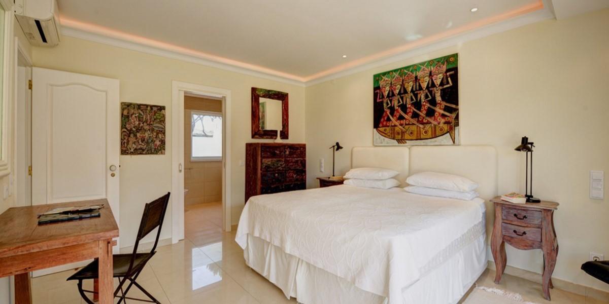 King Size Bedroom Holiday Rental Villa Vale Do Lobo