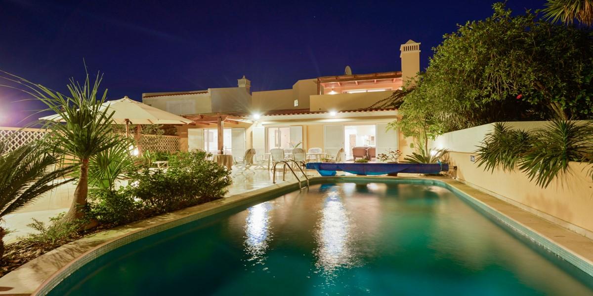 Large Swimming Pool Holiday Rental Villa Vale Do Lobo
