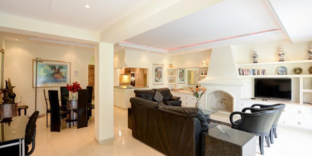Spacious Living Room Holiday Villa Rental Vale Do Lobo