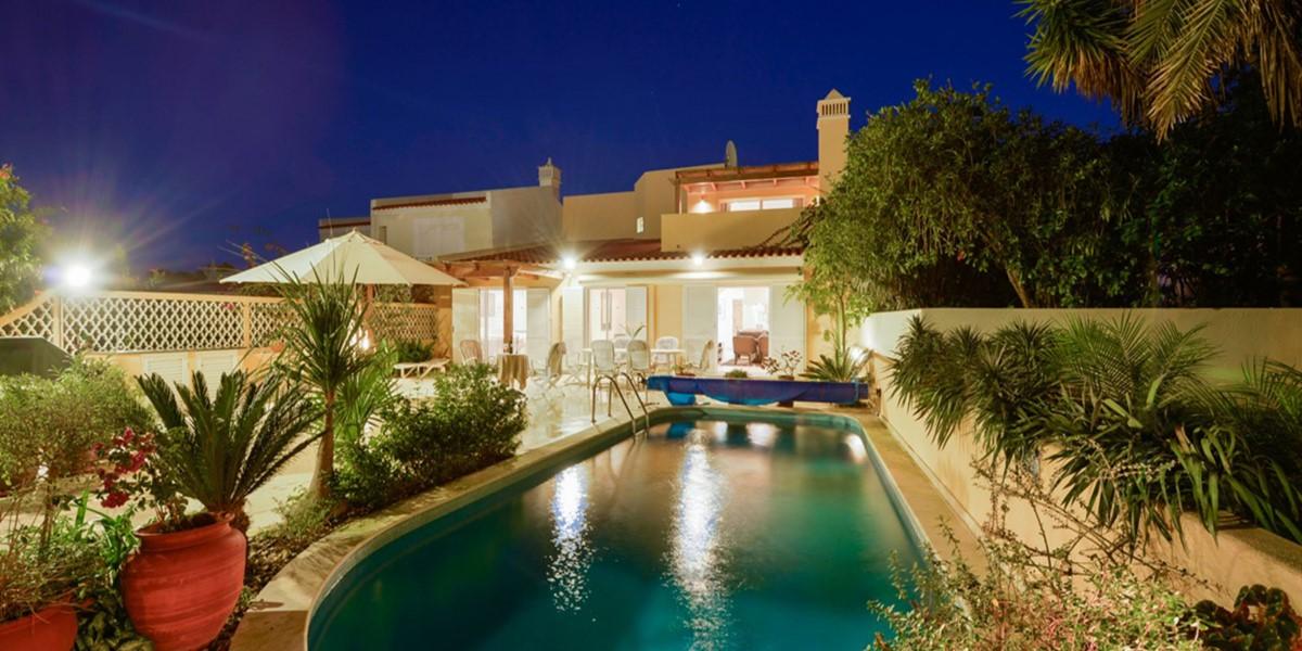 Swimming Pool Holiday Rental Villa Vale Do Lobo