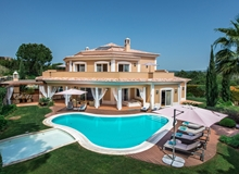 5 Plus 1 Bedroom Villa In Quinta Do Lago Walking Distance To Shopping And Restaurants