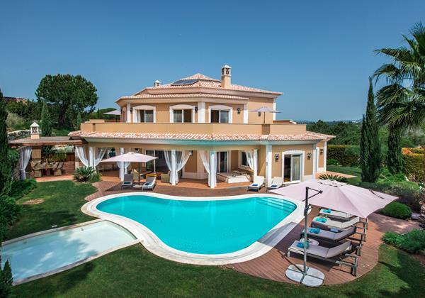 Villa With Pool To Rent Quinta Do Lago