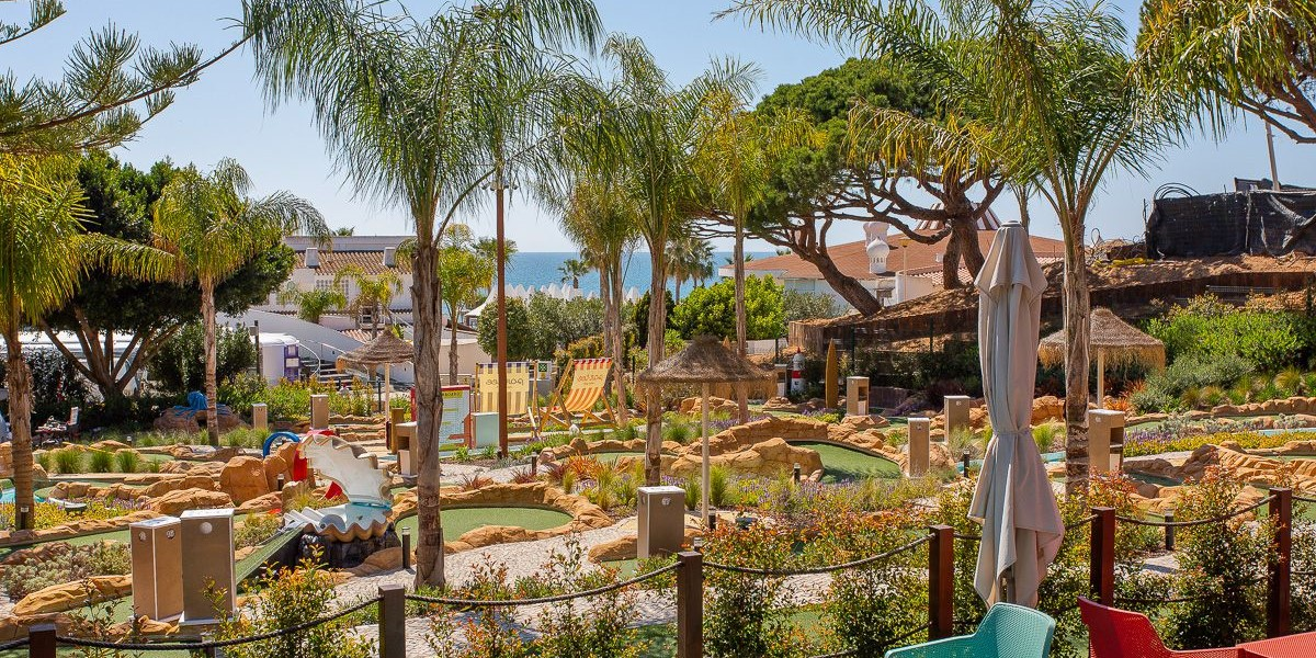 Vale Do Lobo Mini Golf
