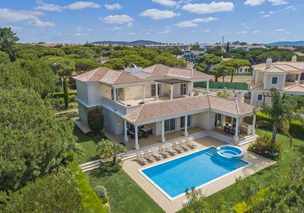 Large Luxury Villa To Rent Vila Sol Algarve